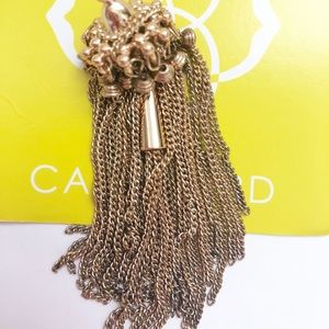 Kendra Scott Tassel Replacement Reign Necklace